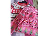 Girls christmas jumpers age 11