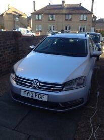 Volkswagen Passat estate 2013 1.6 cl turbo
