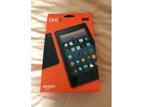Amazon Fire 7 Tablet, 16 GB, Black