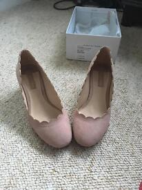 Size 5 Dorothy Perkins heels