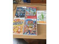 5 Wii games