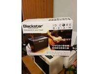 Blackstar ID core beam Bluetooth amp cream