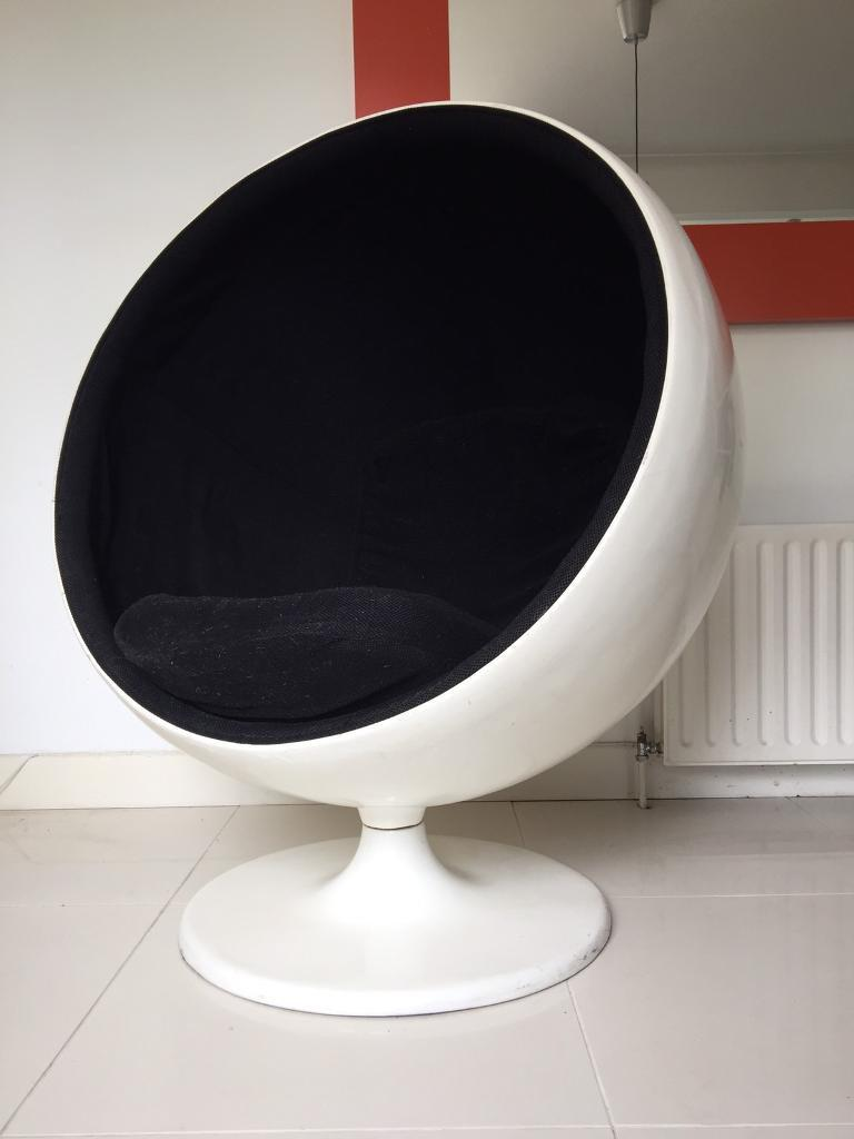 Retro 60s Ball Chair (Eero Aarnio Style) | in Bangor, County Down ...