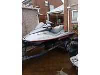 Seadoo rx millenium jet ski for sale