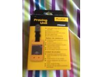 Fluke prv240 proving unit brand new not dewalt Bosch makitta