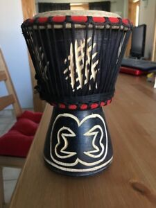 AUTHENTIC AFRICAN DRUM from Kenya