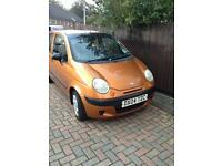 Daewoo Matiz, for spares or repair