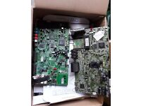 Job Lot of untested LCD / Plasma TV boards for spares or parts