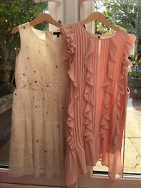 TWO BEAUTIFUL OCCASION DRESSES