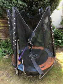 Plum Junior 4.5ft Trampoline - needs a few things fixing