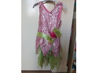 Girls beautiful fairy/tinkerbell dressing up dress