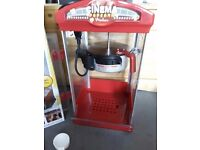 Popcorn machine 4 oz in vgc