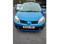 RENAULT SCENIC 1.6 LONG MOT PX WELCOME