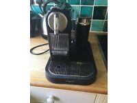 Nespresso Magimix M190 Milk Coffee Machine £50
