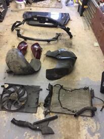 Vauxhall corsa 2014 parts original parts