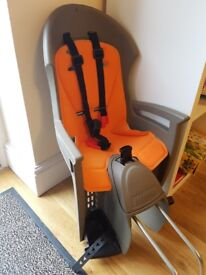 Hamax Smiley Bike Seat - Excellent condition