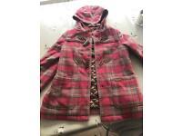 Little Joule coat size 11-12