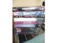 US TV Show Series DVD's
