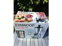 Kenwood Smoothie PRO, with glass blender, boxed £39