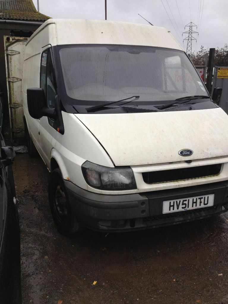 2001 ford transit mwb 2 4 td rear wheel drive no mot ideal for export in southampton. Black Bedroom Furniture Sets. Home Design Ideas