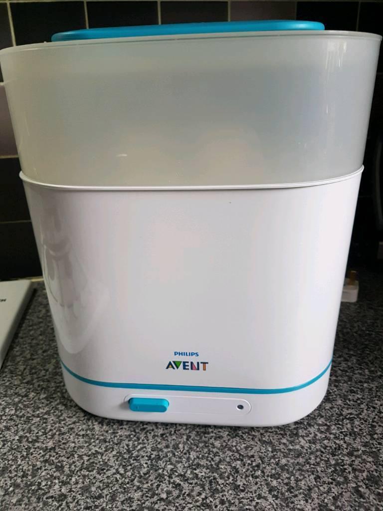AVENT 3-in-1 steriliser