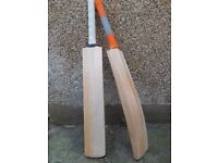 Cricket Bats English Willow Brand New . Pre knocked- £ 55 ONO