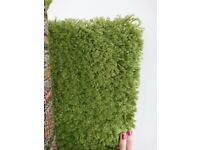 brand new green roll up rug 160 x 230