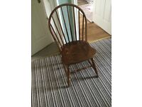 One Windsor Chair