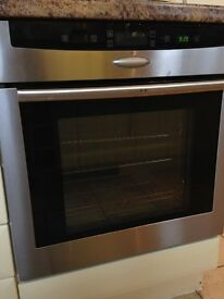 Neff Electric Oven & Hob (inc extractor fan hood) (avail. 1 April) - £200 for all (open to offers)