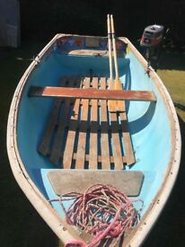 8 foot fibre glass dingy