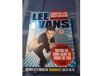 Lee evans boxset