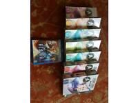 Star trek dvd box sets and film