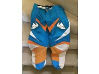 Thor phase motocross mx pants size 36