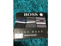 Men's Hugo boss socks! 9 pairs