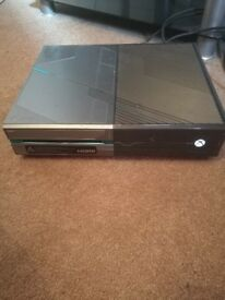 Halo 5 limited edition Xbox One 1Tb