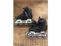 Inline Skates - SFR RX23. Size 5.