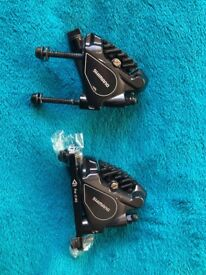 Shimano BR-RS805 Road Flat Mount Hydraulic Disc Brake Calipers