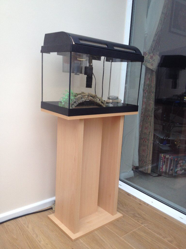 Good Quality Fish tank with Stand - ? Marina Style 35 Glass Aquarium ...