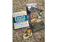Family/ diet cookery books
