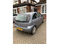 Vauxhall, CORSA, Hatchback, 2004, Other, 1389 (cc), 3 doors