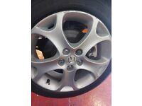 Mazda 5 Rims & Tyres