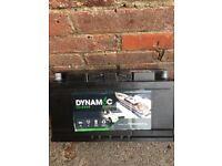 Caravan Motorhome leisure battery 110ah