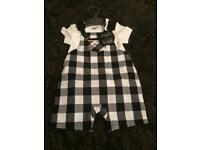 0-3 month myleene klass outfit