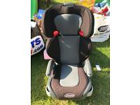 Graco high backed booster seat