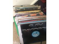 98 DRUM AND BASS/OLD SKOOL/HOUSE VINYLS COLLECTION
