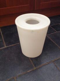 Bath bin (H29cm w24cm)