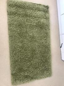Next rug, throw and cushions