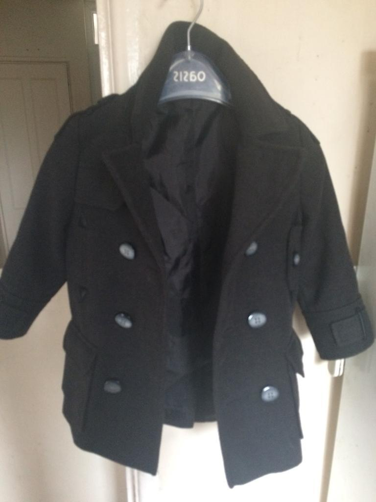 Boys 2-3 years coat