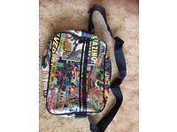 Marvel comic bag