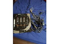 Gemini PS-525 Pro Mixer Bundle With Prosound Microphone And Cables